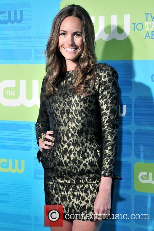 Louise Roe 2010 The CW Network UpFront at...