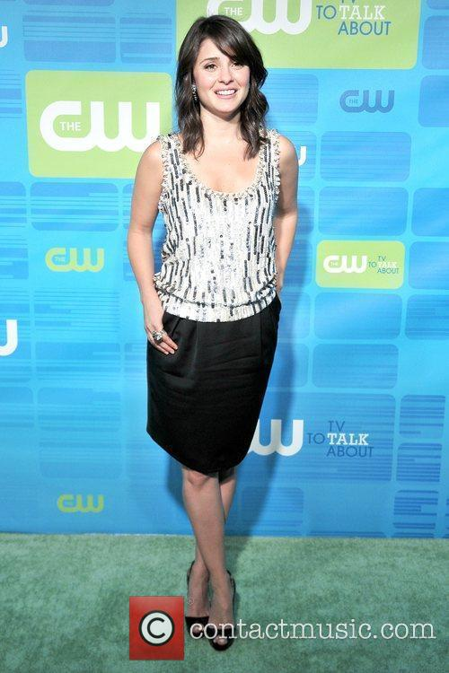 Shiri Appleby 2010 The CW Network UpFront at...