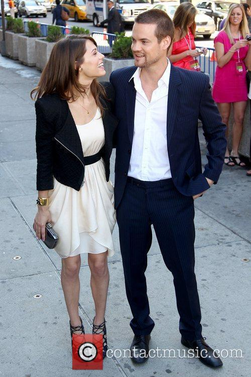 Lyndsy Fonseca and Shane West 2010 The CW...