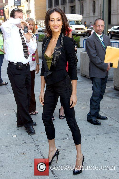 Maggie Q 2010 The CW Network UpFront at...