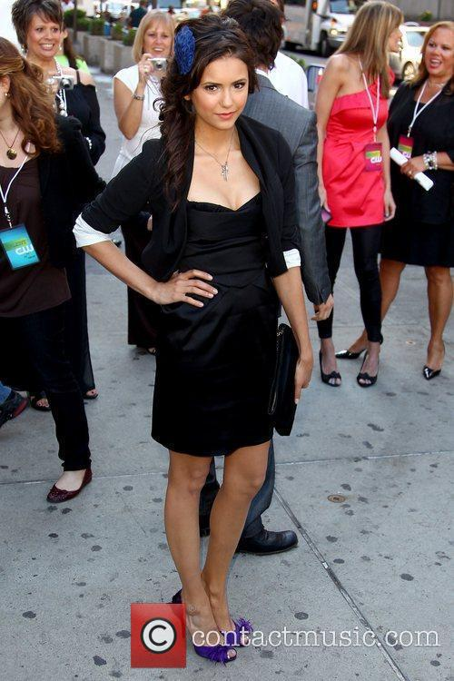 Nina Dobrev 2010 The CW Network UpFront at...