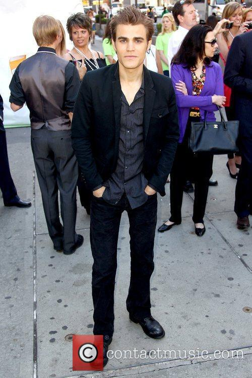 Paul Wesley 2010 The CW Network UpFront at...