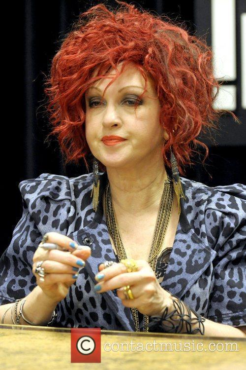 Cyndi Lauper 10