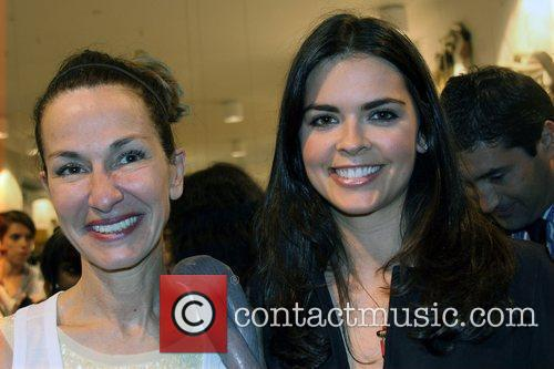 Cynthia Rowley and Katie Lee Launch party of...