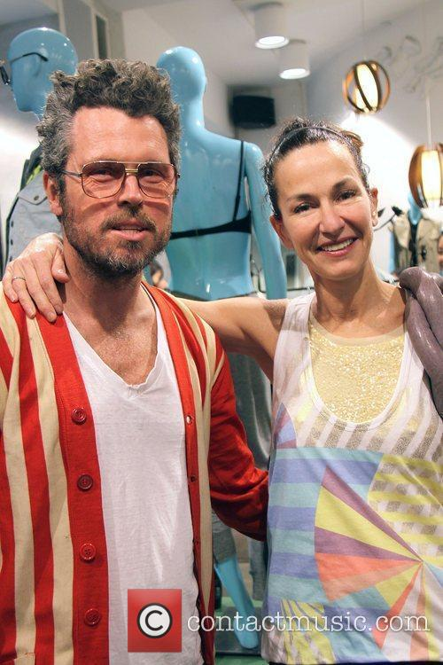 Cynthia Rowley and Bill Powers Launch party of...