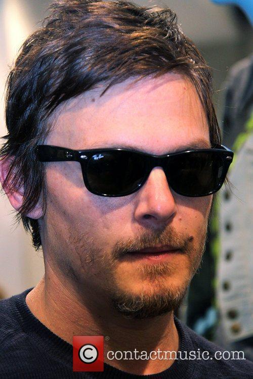 Norman Reedus Launch party of Cynthia Rowley for...