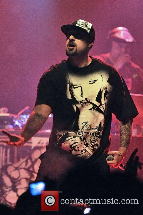 Louis Freese and Cypress Hill 4