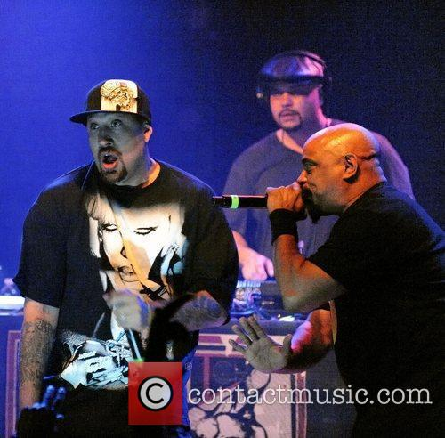 Louis Freese and Cypress Hill 1