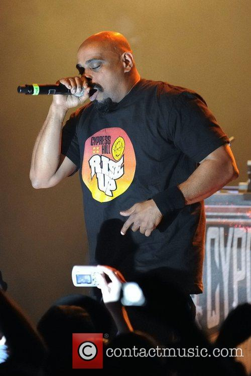 Senen Reyes and Cypress Hill 2
