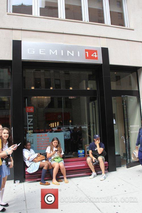 Gemini 14 hairdressers New York City, USA