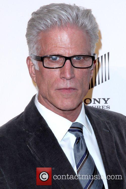 Ted Danson Season 3 premiere of 'Damages' at...