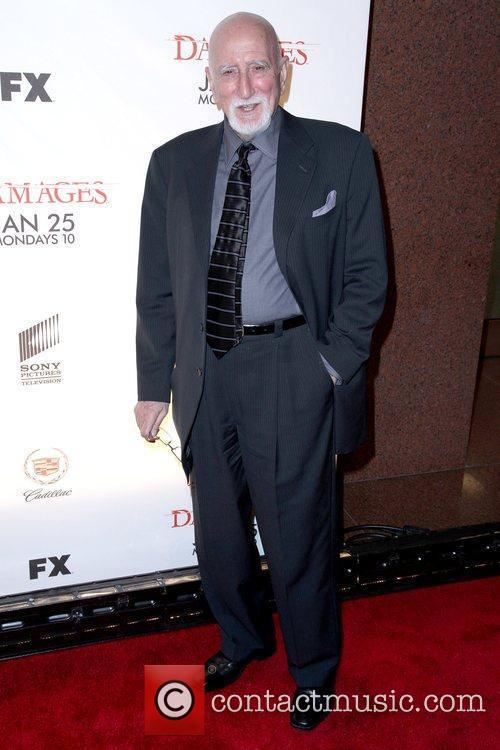 Dominic Chianese Season 3 premiere of 'Damages' at...