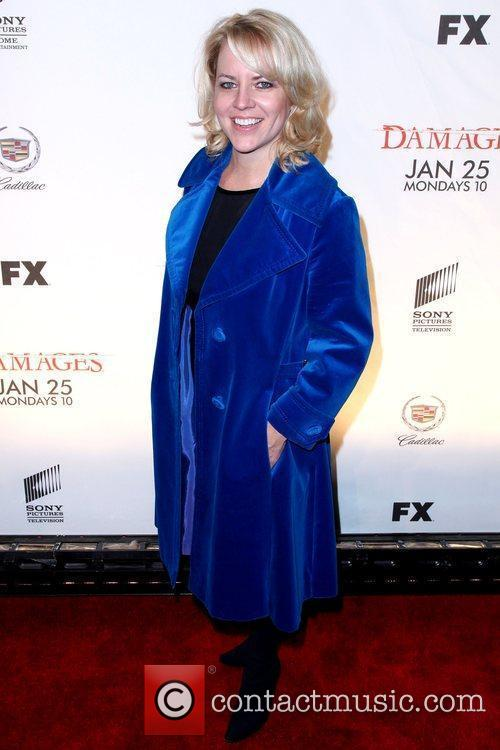 Emily Conner Season 3 premiere of 'Damages' at...