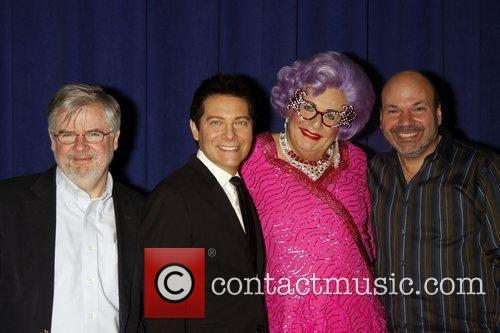 Christopher Durang, Michael Feinstein, Dame Edna Everage and...