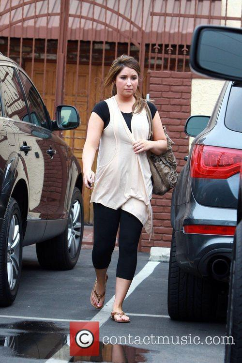Bristol Palin and Dancing With The Stars 6