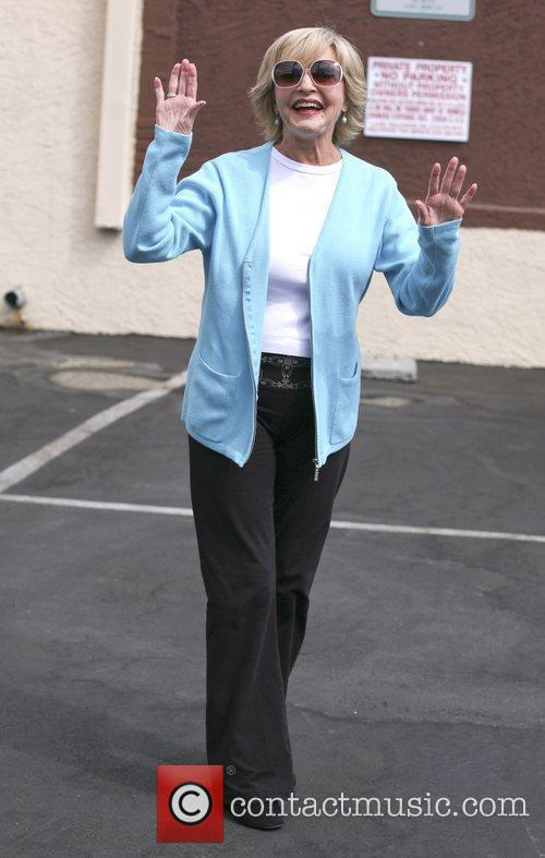 Florence Henderson and Dancing With The Stars 2