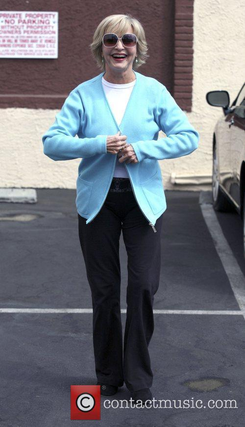 Florence Henderson and Dancing With The Stars 1