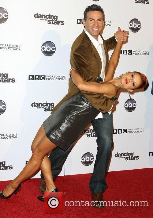 Anna Trebunskaya and Dancing With The Stars 2