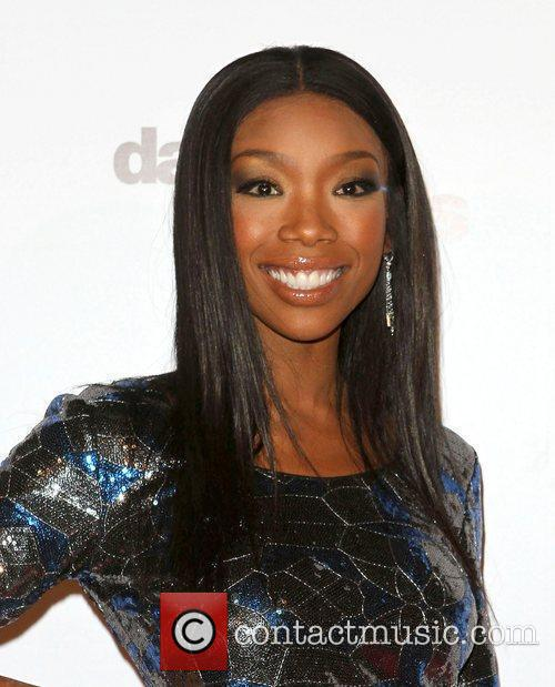 Brandy Norwood and Dancing With The Stars 3