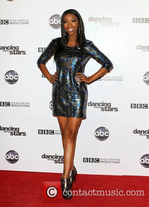 Brandy Norwood and Dancing With The Stars 5