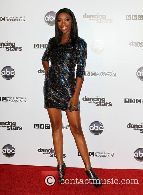 Brandy Norwood and Dancing With The Stars 6