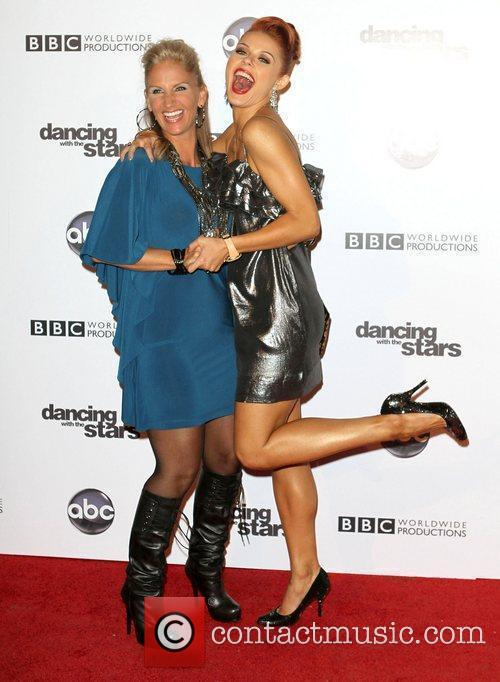 Carney, Anna Trebunskaya and Dancing With The Stars 4
