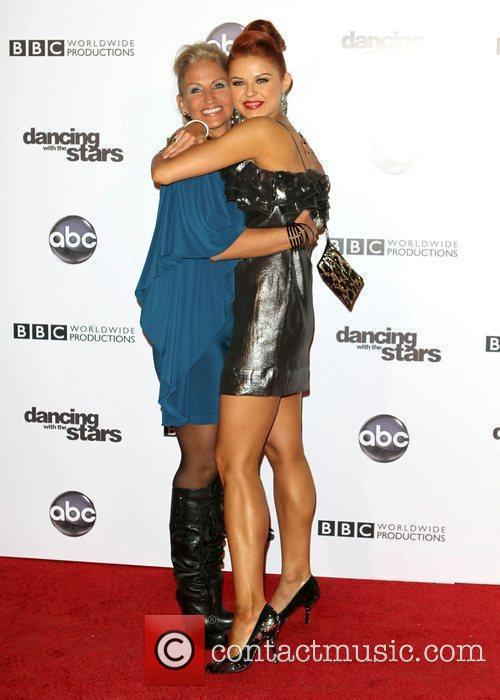 Carney, Anna Trebunskaya and Dancing With The Stars 5