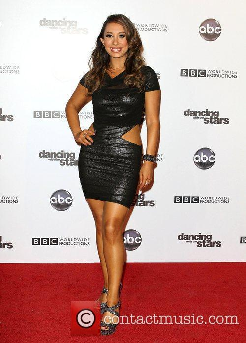 Cheryl Burke and Dancing With The Stars 2