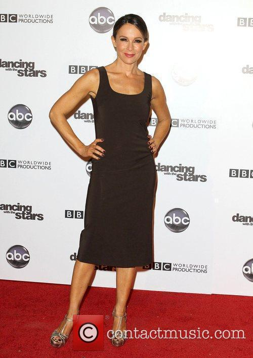 Jennifer Grey and Dancing With The Stars 3