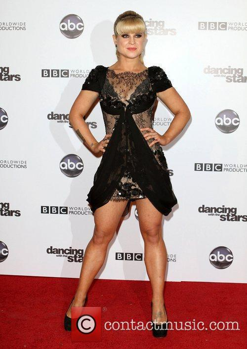 Kelly Osbourne and Dancing With The Stars 1