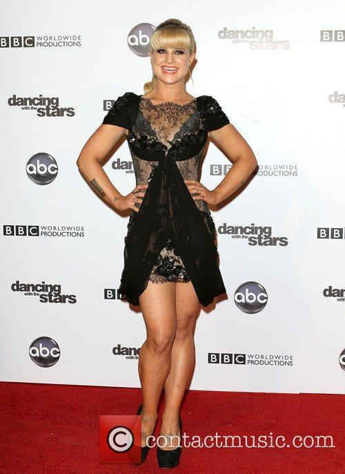 Kelly Osbourne and Dancing With The Stars 9