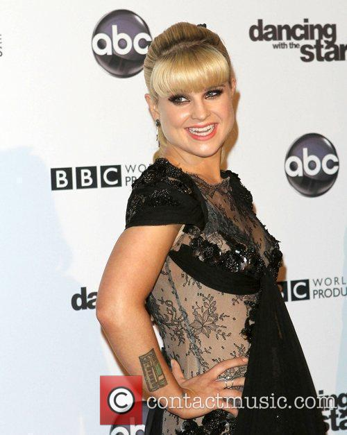 Kelly Osbourne and Dancing With The Stars 10