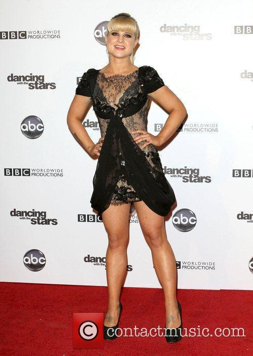 Kelly Osbourne and Dancing With The Stars 3