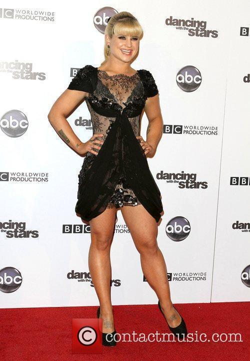 Kelly Osbourne and Dancing With The Stars 6