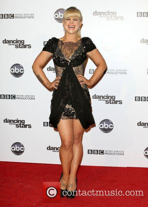 Kelly Osbourne and Dancing With The Stars 11