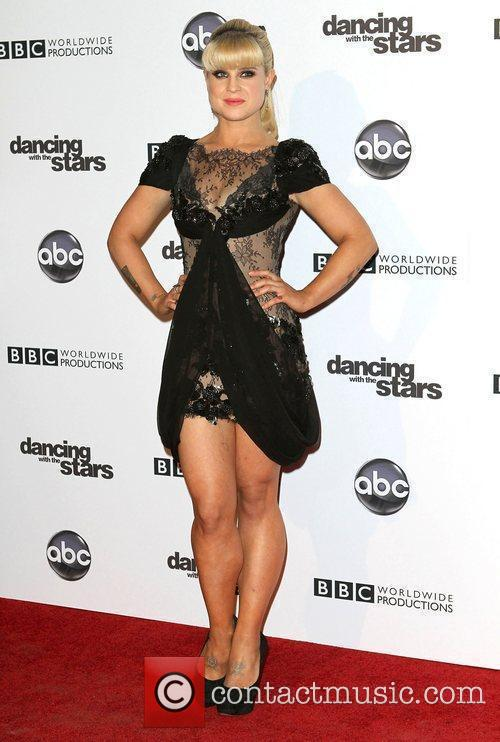 Kelly Osbourne and Dancing With The Stars 4
