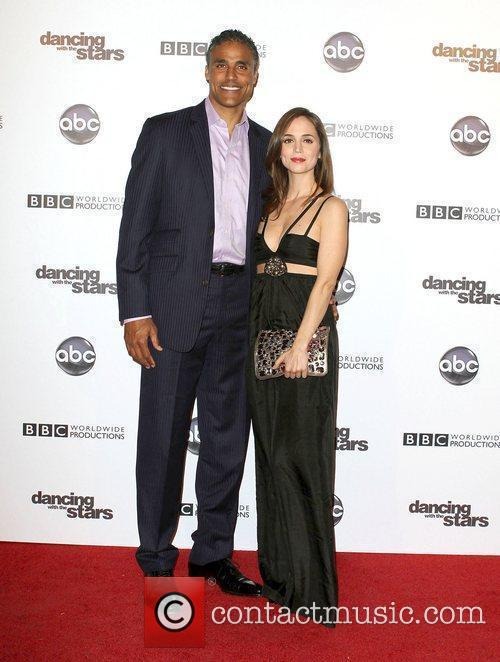 Rick Fox, Dancing With The Stars and Eliza Dushku 1