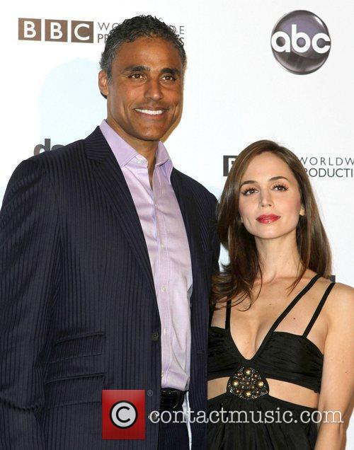 Rick Fox, Dancing With The Stars and Eliza Dushku 5
