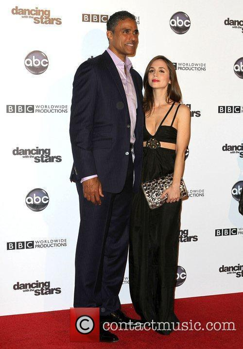 Rick Fox, Dancing With The Stars and Eliza Dushku 3