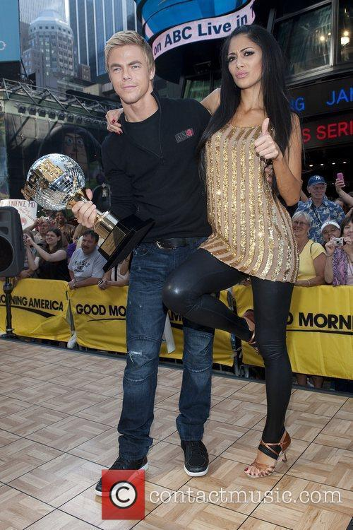 Derek Hough and Nicole Scherzinger 1
