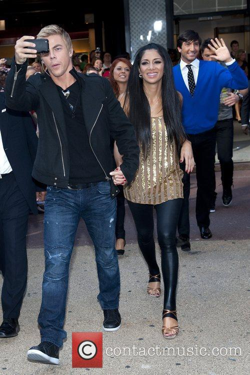 Derek Hough and Nicole Scherzinger 3