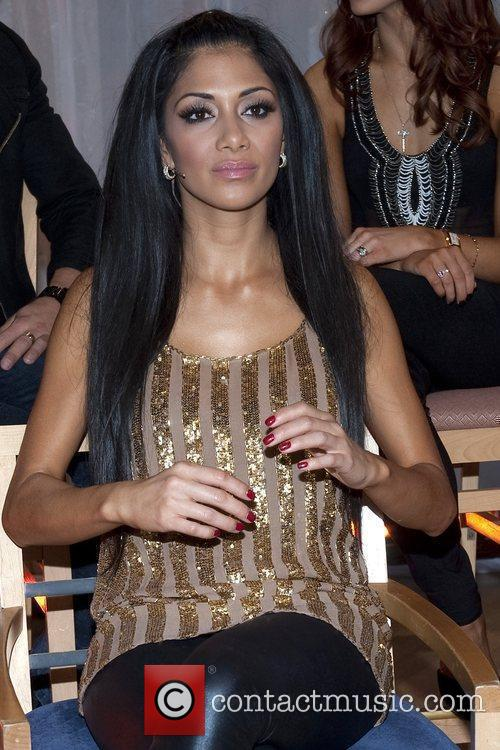 Nicole Scherzinger and Winner Of Dancing With The Stars 1