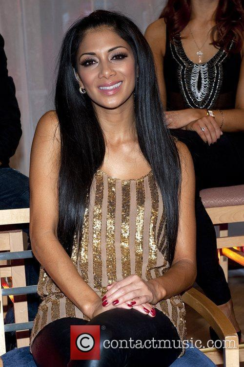 Nicole Scherzinger and Winner Of Dancing With The Stars 2