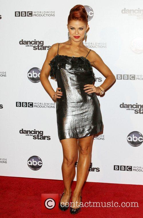 Anna Trebunskaya and Dancing With The Stars 6