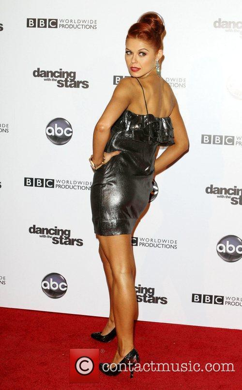 Anna Trebunskaya and Dancing With The Stars 1