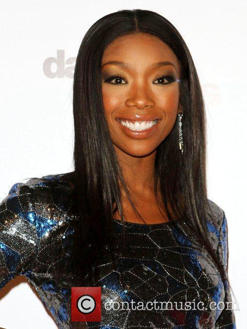 Brandy Norwood and Dancing With The Stars 1