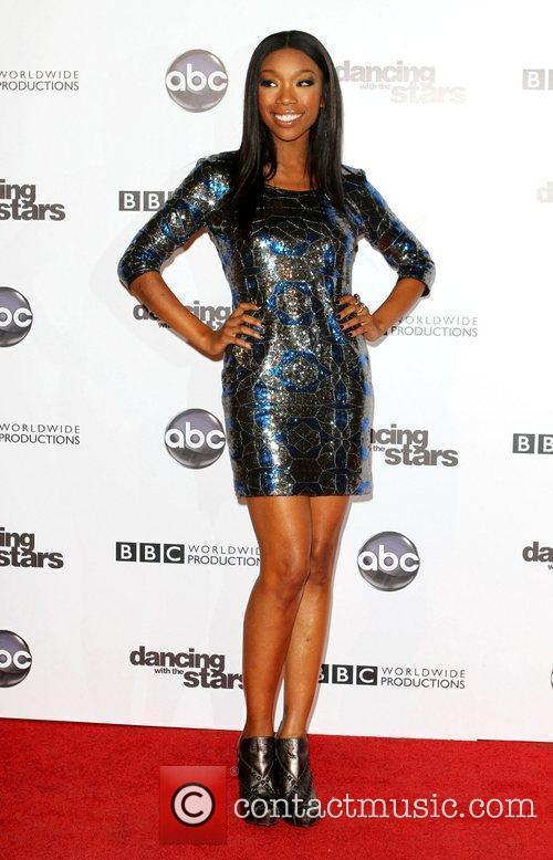 Brandy Norwood and Dancing With The Stars 9