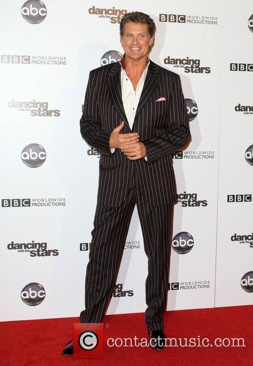 David Hasselhoff and Dancing With The Stars 2