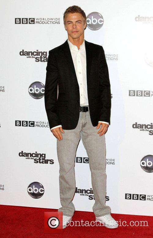 Derek Hough and Dancing With The Stars 5