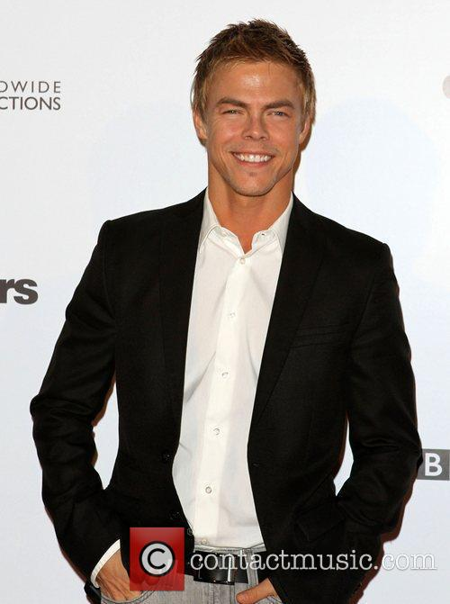 Derek Hough and Dancing With The Stars 1